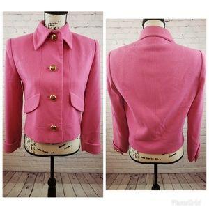DOLCE & GABBANA Pink Blazer
